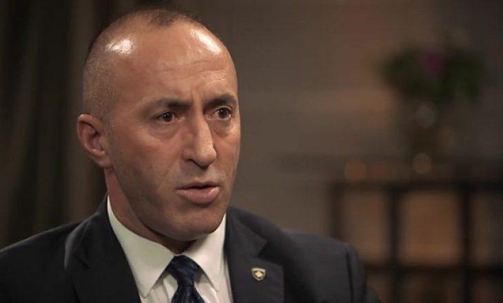 """""""Do t'ju vije fundi"""" me flamur të ISIS-it, Zyra e Kryeministrit nuk flet për kërcënimin ndaj Haradinajt"""