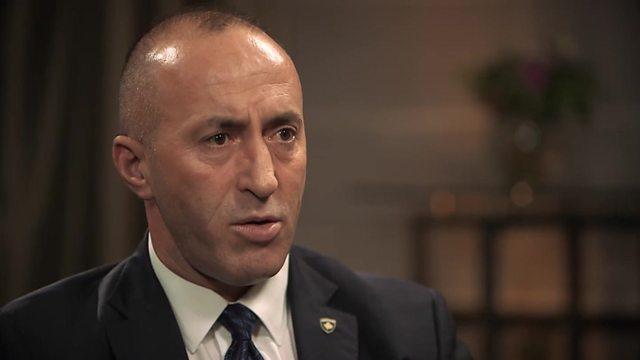 Haradinaj thotë se mund ta humbë postin e kryeministrit dhe të shkojë në Hagë  por nuk ndërron qëndrim
