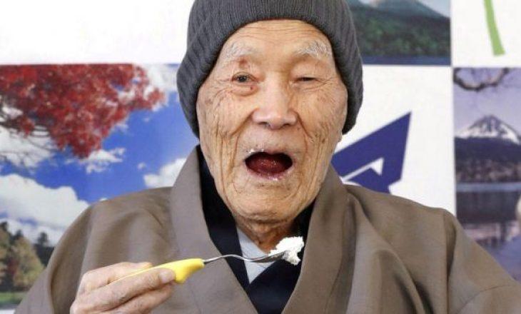 Vdes njeriu më i moshuar në botë – kishte lindur më 1905