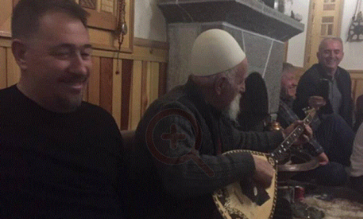 Pas kthimit nga Specialja – Lushtaku në ndejë në odë me Rifat Jasharin