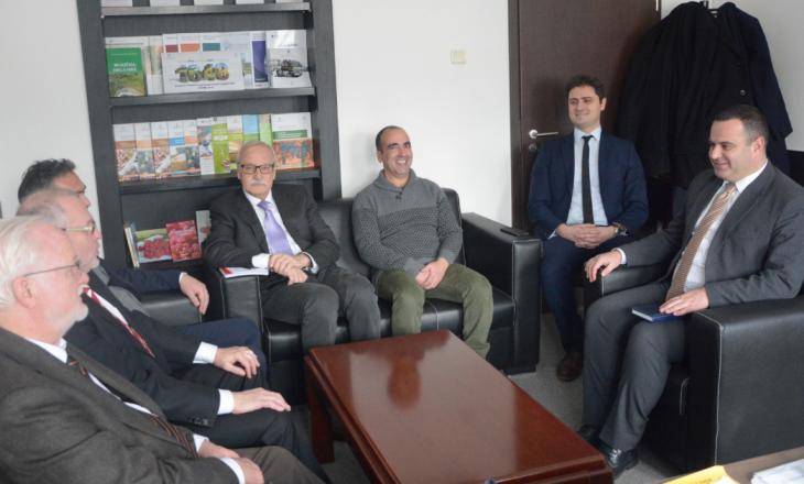 Zvicra e gatshme të përkrahë promovimin e produkteve bujqësore të Kosovës në tregun zviceran
