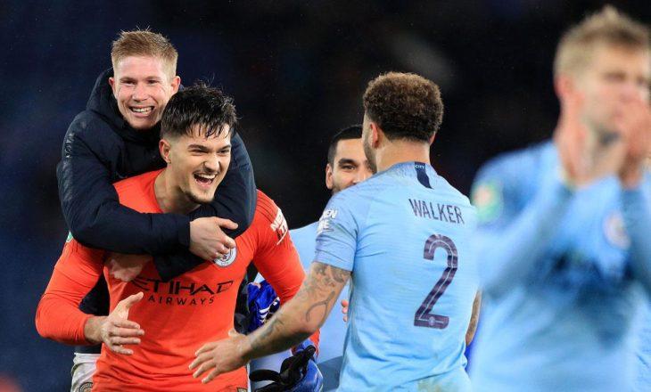 Gjiganti kosovar starton për Manchester City – Guardiola i beson Muriqit
