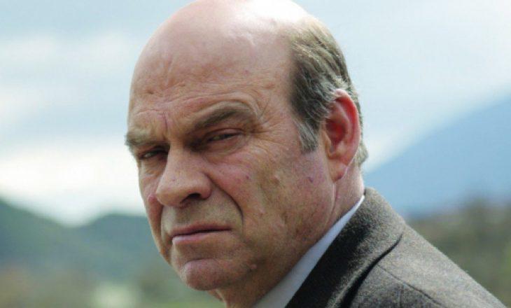 Aktori i njohur shqiptar feston 62-vjetorin e lindjes