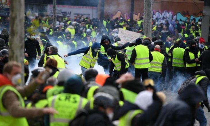80 mijë oficerë përballën me mijëra protestues në Francë