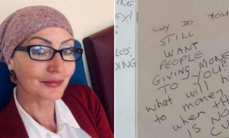 Letra fyese për nënën e sëmurë: Pse i do paratë kur do vdesësh?