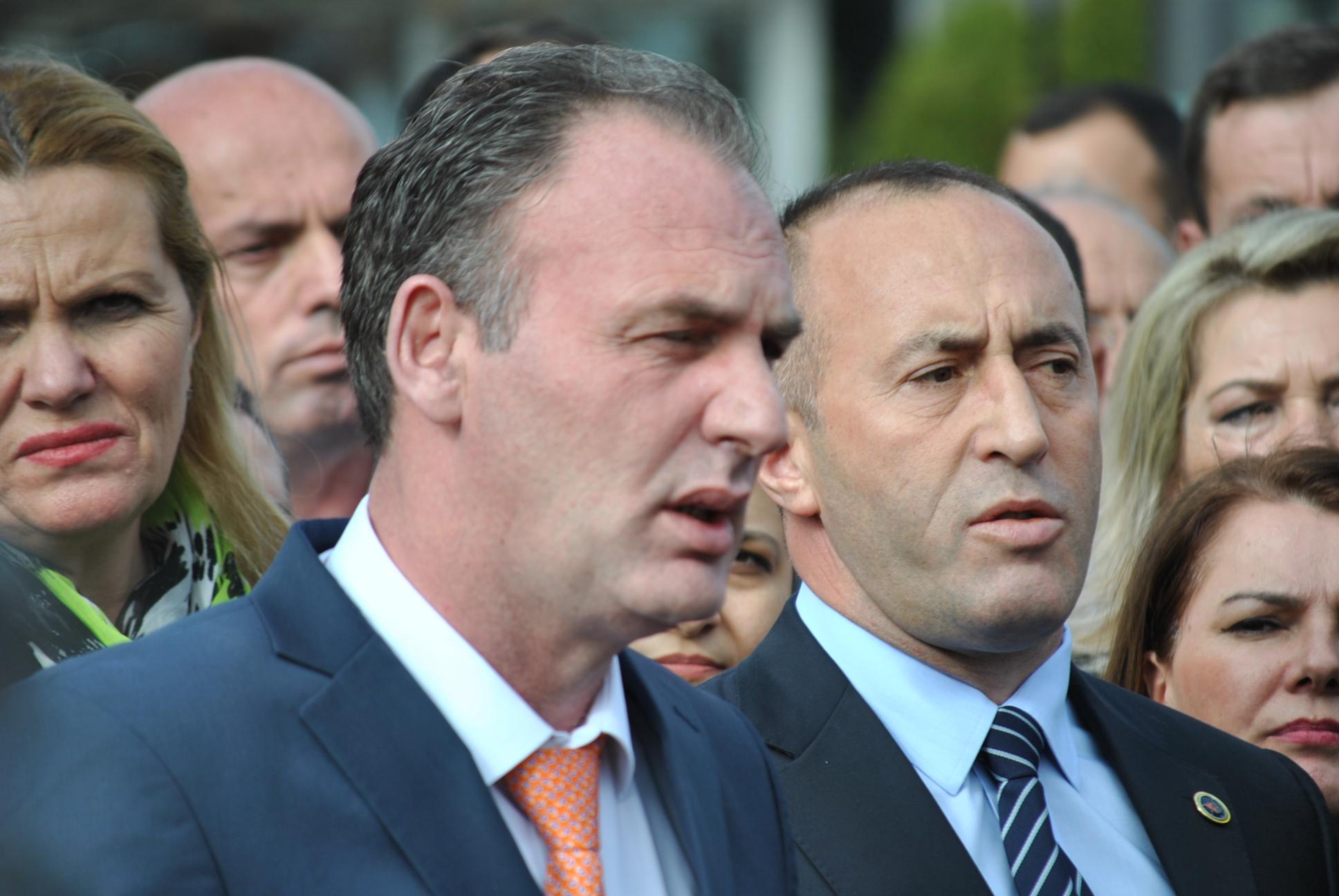 Presioni amerikan   vetëm Nisma i qëndron besnike Haradinajt