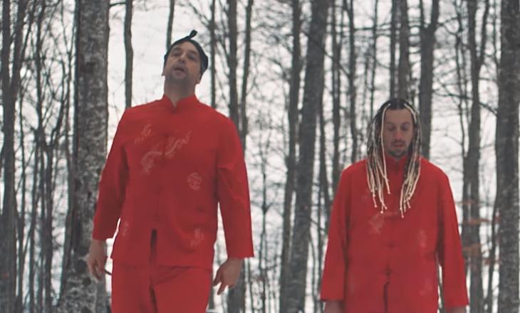 Në këngën më të re, Shaolinët i këndojnë 'Kësulëkuqes'