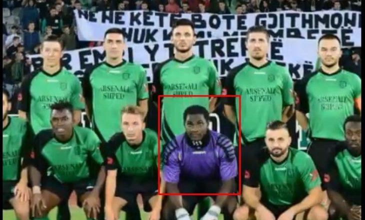 E rëndë – erdhi në Kosovë për futboll, përfundoi në ndërtimtari