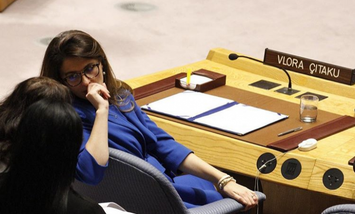 Revista amerikane shpall Vlora Çitakun ambasadoren më me stil në Washington