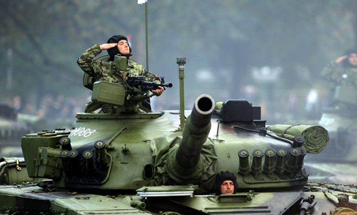 Haradinaj flet për armatimin që Serbia po e blenë nga Rusia