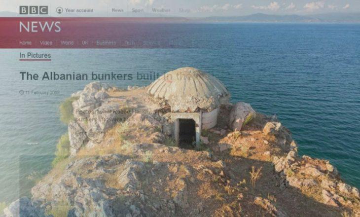 Bunkerët shqiptarë, në BBC – Një fotograf dokumenton në një libër historinë