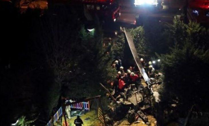 Rrëzohet helikopteri ushtarak në Turqi, ka edhe të vdekur