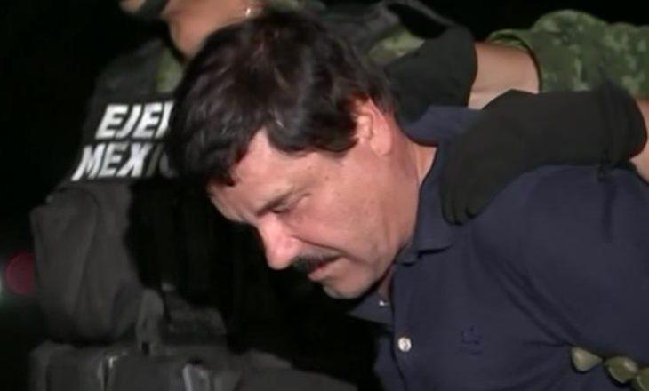 Amerika e shpall fajtor El Chapon për trafikim droge