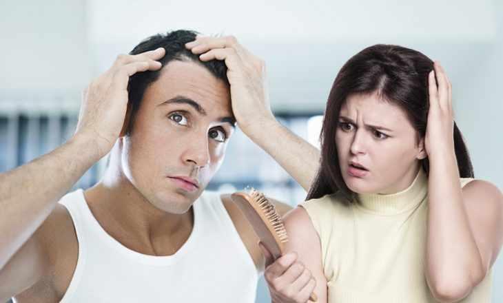 Për ta parandaluar rënien e flokëve duhet të konsumoni këto ushqime