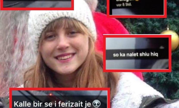 Familjarët e shpallën të zhdukur, por 16 vjeçarja publikon foto nga qytetet tjera