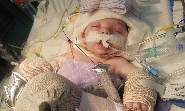 Prindërit abuzojnë foshnjën 3 muajshe,  ja thyejnë kockat dhe ia dëmtojnë trurin