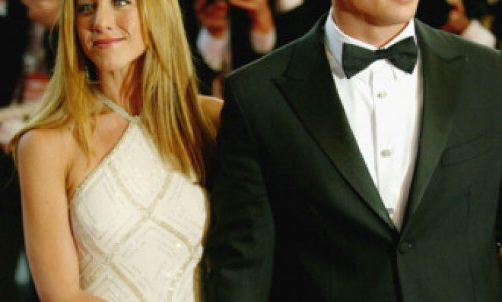 Bashkohen Brad Pitt dhe Jennifer Aniston