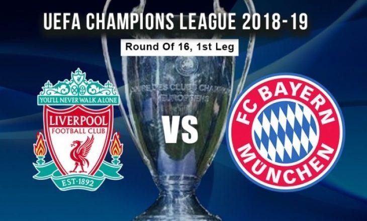 Liverpool – Bayern Munich, historia flet në të mirë të këtij ekipi