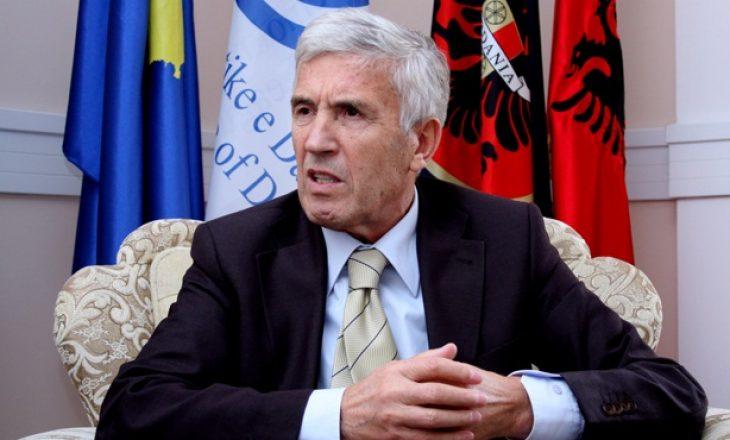 Përvjetori i lindjes e shkarkon Nexhat Dacin nga pozita e kryetarit të AShAK-ut
