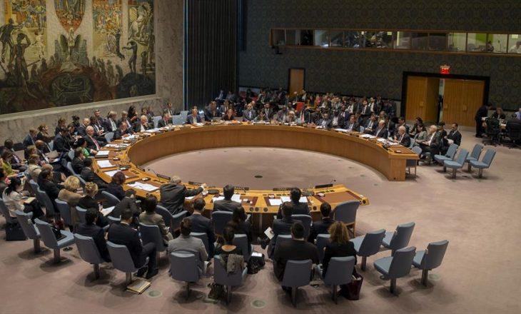 SHBA paraqet në Këshillin e Sigurimit të KB projekt rezolutë për Venezuelën