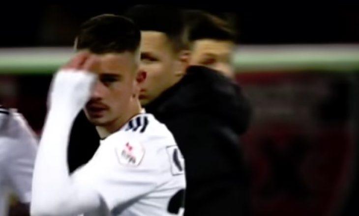 Zhegrova debutoi me Basel, kështu u vlerësua nga mediat zvicerane