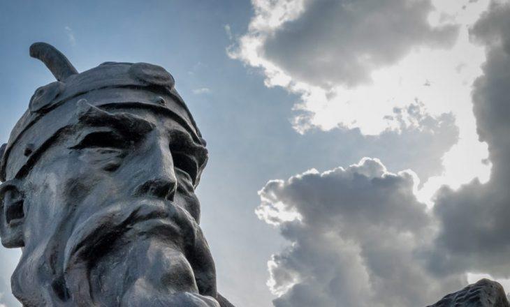 Fjalimi madhështor i Skënderbeut, nga Marin Barleti