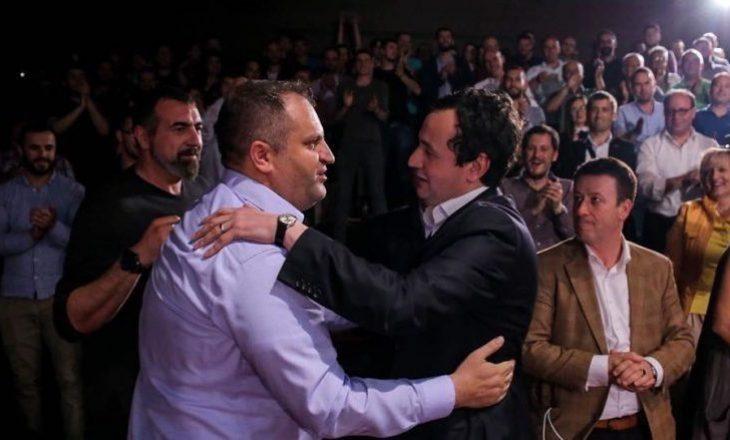 Shpend Ahmeti fton Albin Kurtin për ballafaqim në debat televiziv