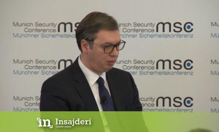 Vuçiq: Serbia në situatë të vështirë në lidhje me Kosovën