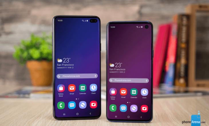 Kështu duket Samsung Galaxy S10 dhe S10E