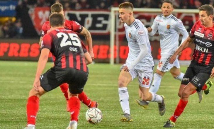 Edon Zhegrova: Jam i lumtur për fitoren dhe debutimin