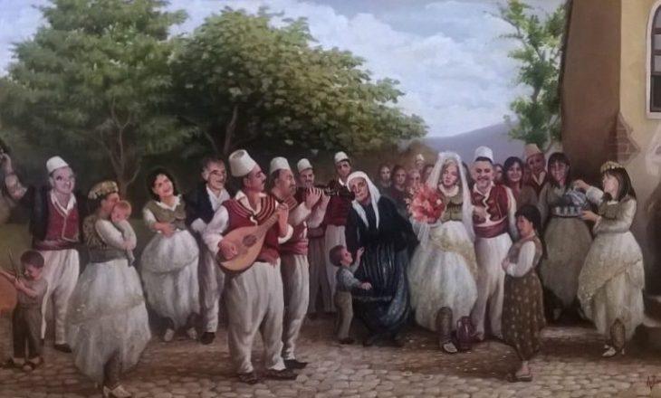 Propozimi për fejesë në Korçën tradicionale