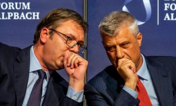 """""""Kosova dhe Serbia duhet ta arrijnë marrëveshjen, s'përjashtohet edhe ndryshimi i kufijve"""""""