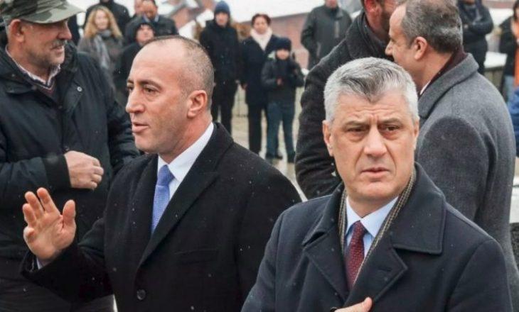 Thumbimi i qartë i Haradinajt ndaj Thaçit – krahason veprimet e tij me të Vladimir Putinit
