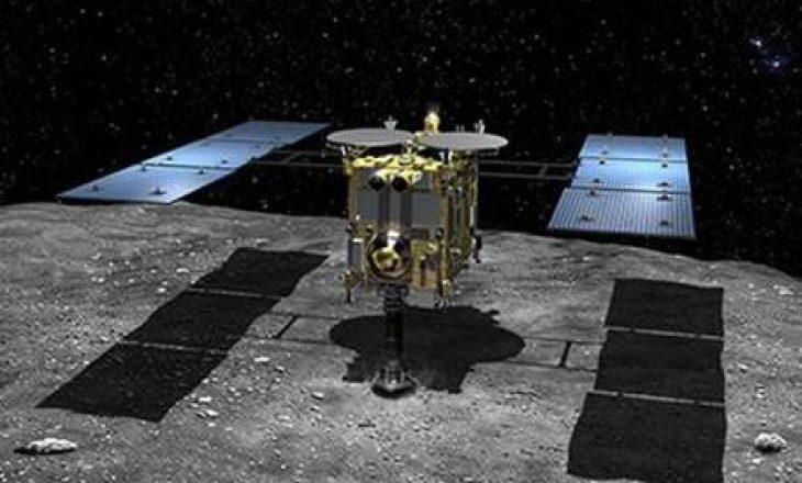 Japonia cakton datat për kapjen e mostrave të asteroidit