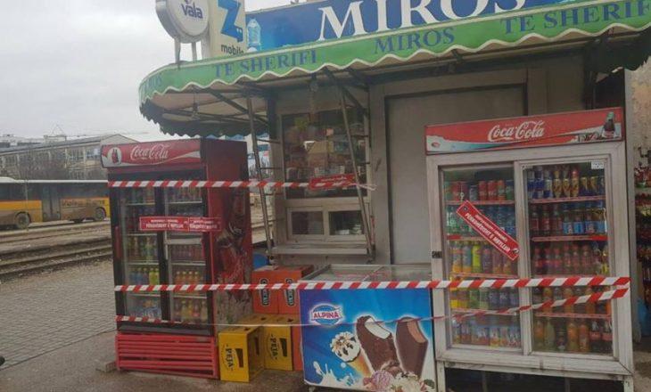Ferizaj, mbyllen dy kiosqe që frekuentoheshin nga të rinj delikuentë
