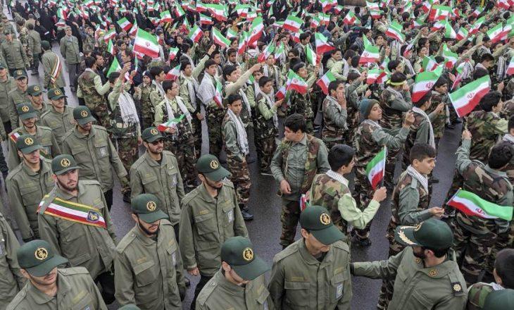 Iran: Vriten dy ushtarë iranian në luftimet kundër PJAK