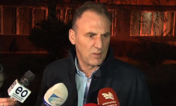 Limaj thotë se Ekipi Negociator ka kryer punën – tregon kur do t'i dërgohet Kuvendit për miratim