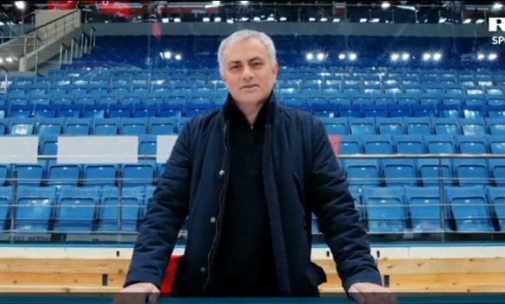 Mourinho e konfirmon: Kjo do të jetë puna ime e re