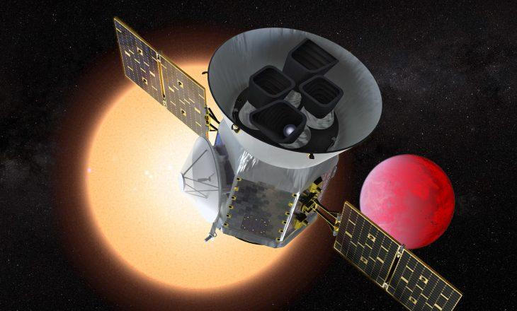 Disa satelitë të NASA-s, janë zhdukur pasi fluturuan në drejtim të marsit