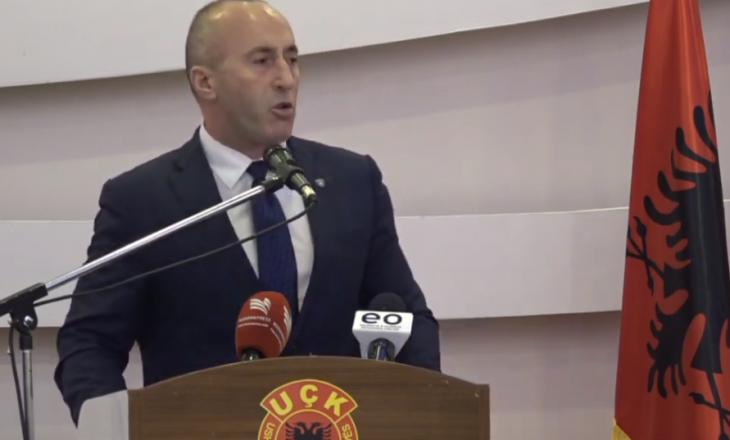 """""""Po thonë Ramushi i ka ndërruar  fjalët për Demarkacion"""" – Haradinaj u jep një përgjigje të qartë"""