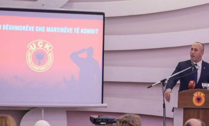 Haradinaj: Për mua nuk ka veteranë të rrejshëm