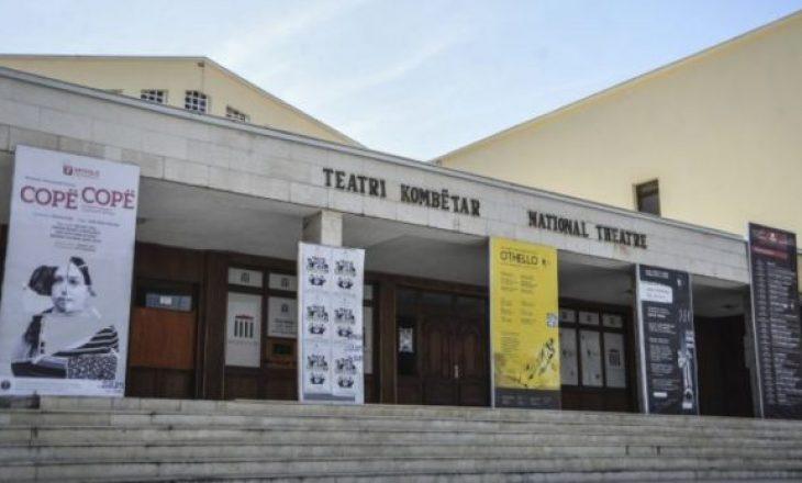 Deputetja e PDK-së merr rol në Teatrin Kombëtar