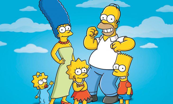 """""""The Simpsons""""  të pandalshëm sjellin sezonën e 32"""