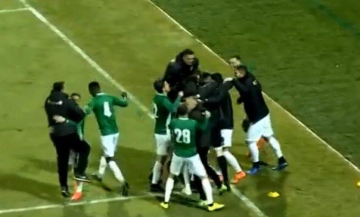 Prishtina – Trepça '89, kjo skuadër është në gjysmëfinale (shikoni penalltitë)