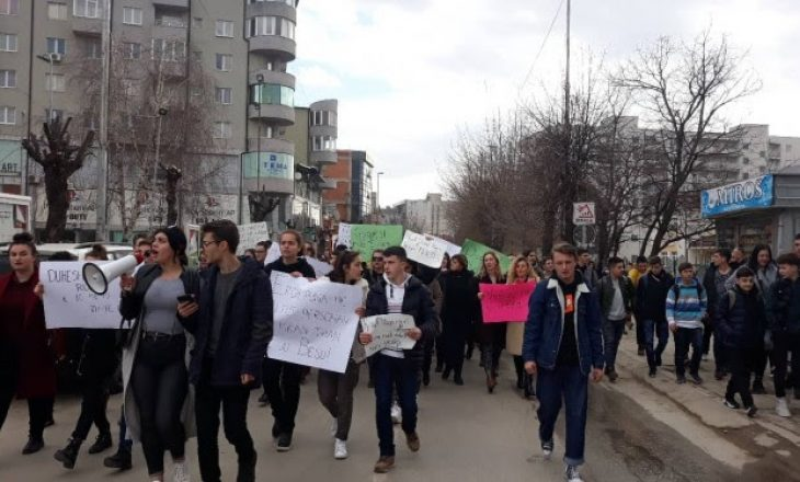 Pas Ferizajt edhe ky qytet proteston për rastin e Drenasit