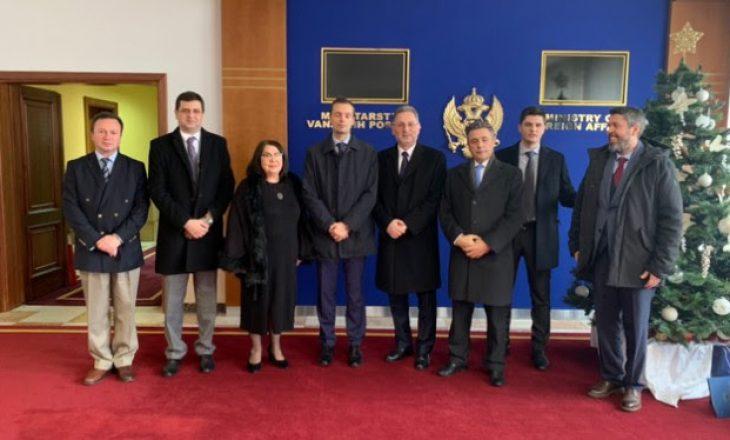 Kosova dhe Mali i Zi mbajnë konsultime politike për bashkëpunimin dy-palësh