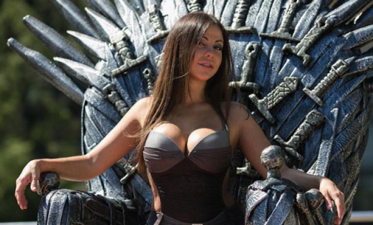 Aktorja e filmave porno kandidon për kryetare në Rusi