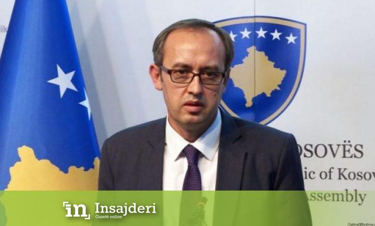 Avdullah Hoti: Marrëveshja e sotshme hap drejt një marrëveshje finale