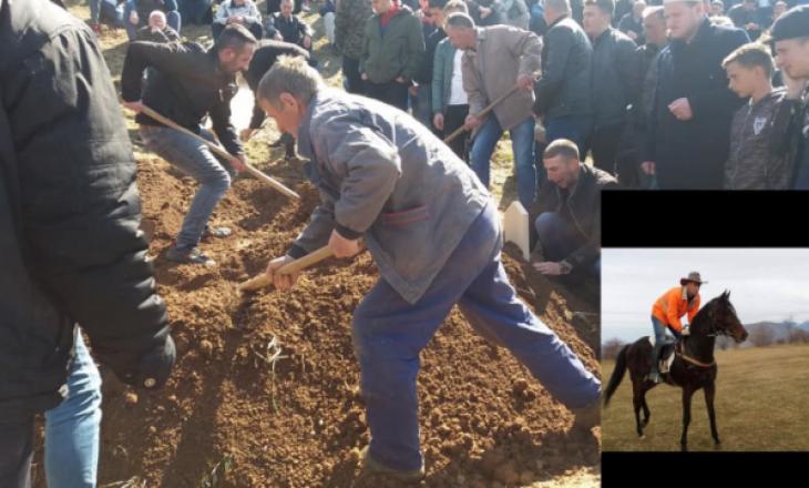 Varroset 27 vjeçari nga Opoja e Dragashit që vdiq aksidentalisht duke ushtruar për hipizëm