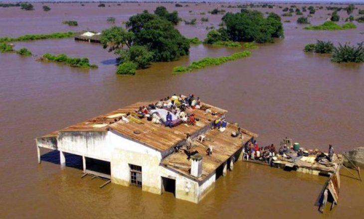 Shkon në 417 numri i viktimave nga vërshimet në Mozambik